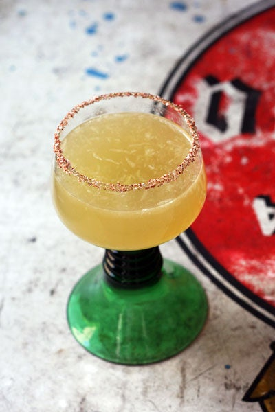 Friday Cocktails: The Oaxaca Cooler
