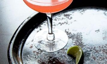 Friday Cocktail: Strawberry Cachaça Shake