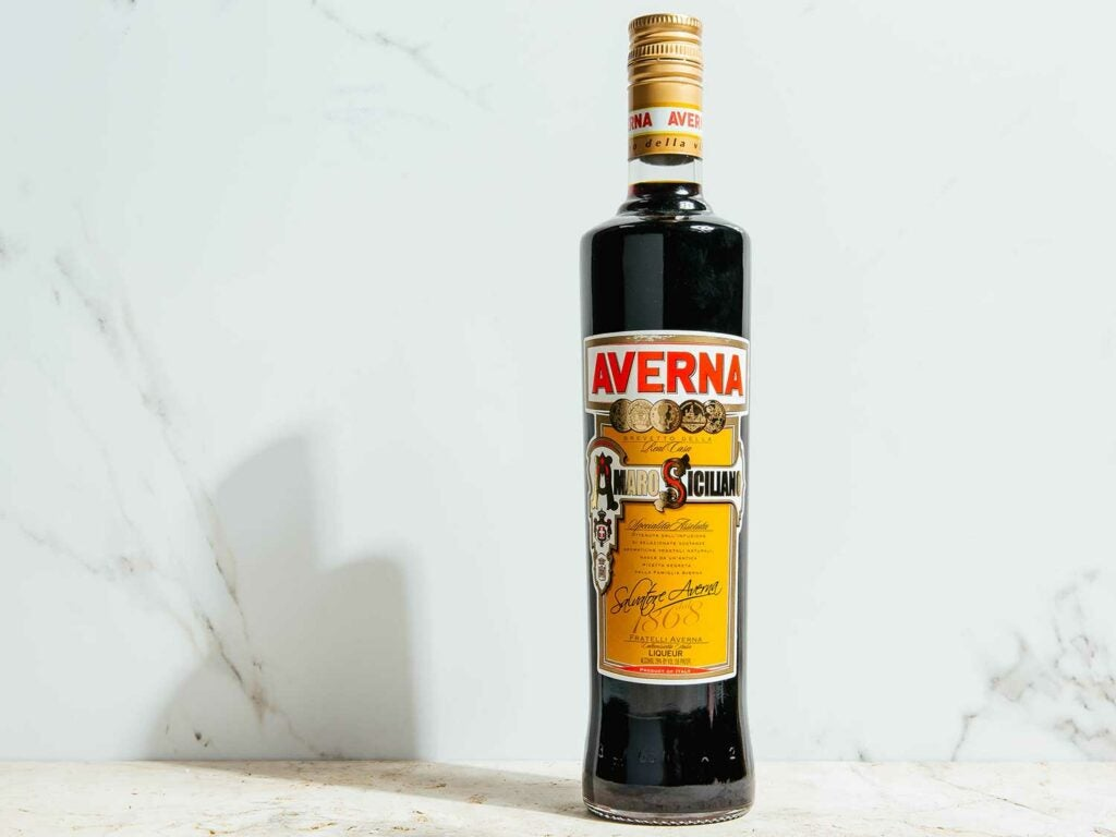The Sweet Sicilian Sipper