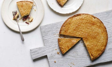 Gâteau Basque (Basque Cherry Pie)