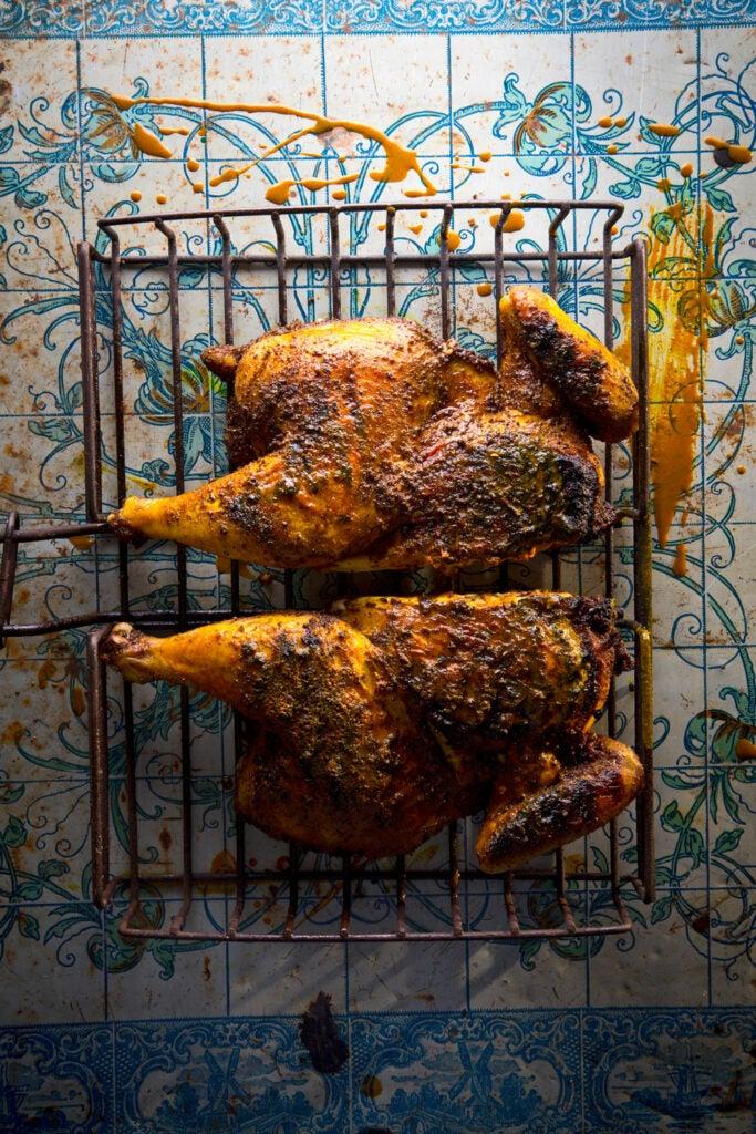 Iraqi Yellow Spice-Rubbed Chicken (Djaj Bil-Bahar Il-Asfar)