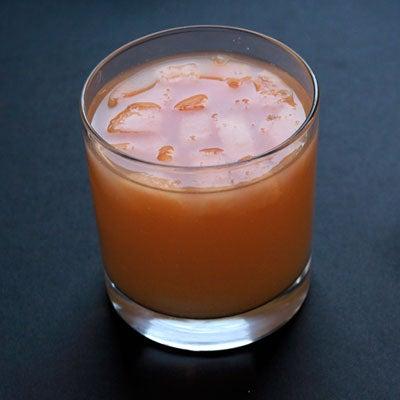 Horchata de Melón (Cantaloupe Seed Drink)