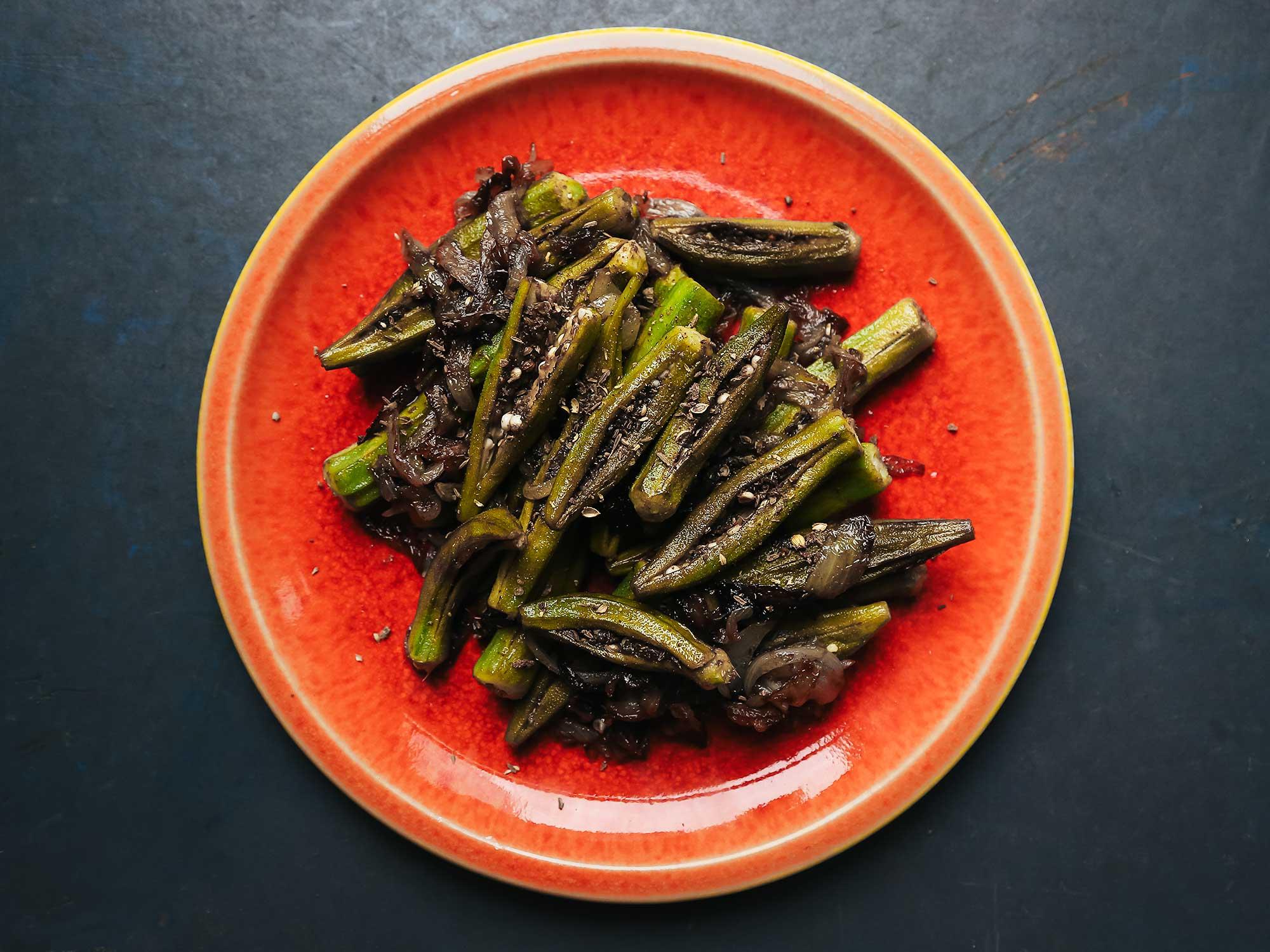 Summer Produce Guide: Okra
