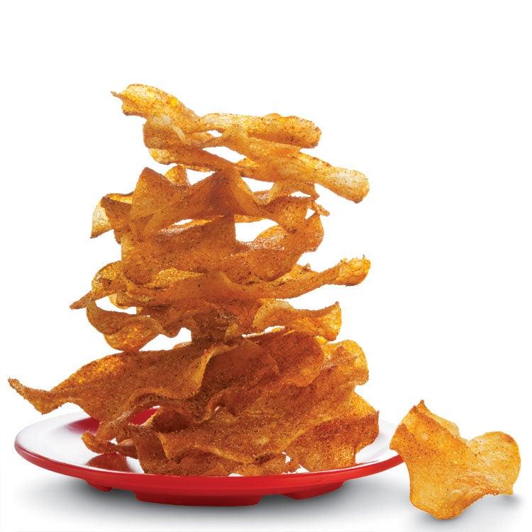 Barbecue Potato Chips