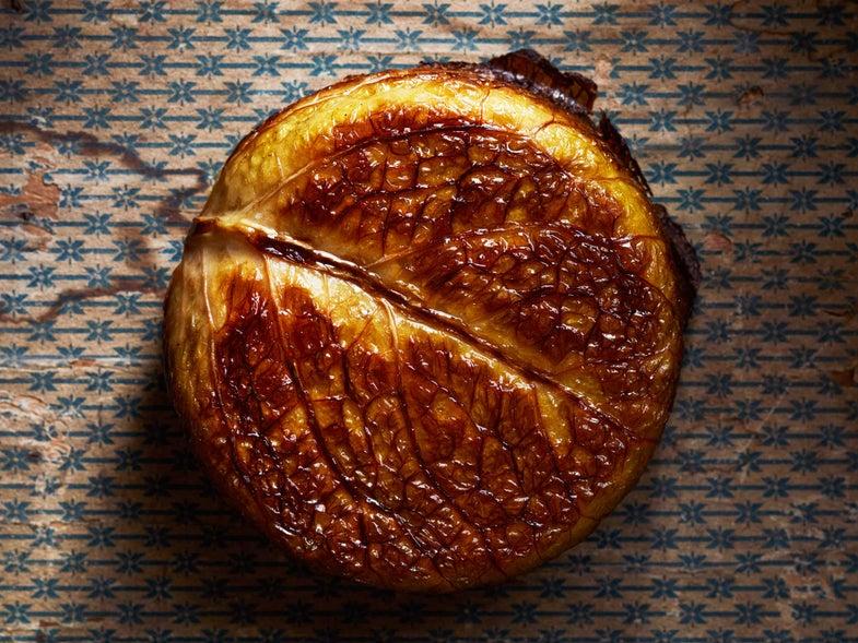 Gascon Sourdough Cornbread (Pain de Méture)