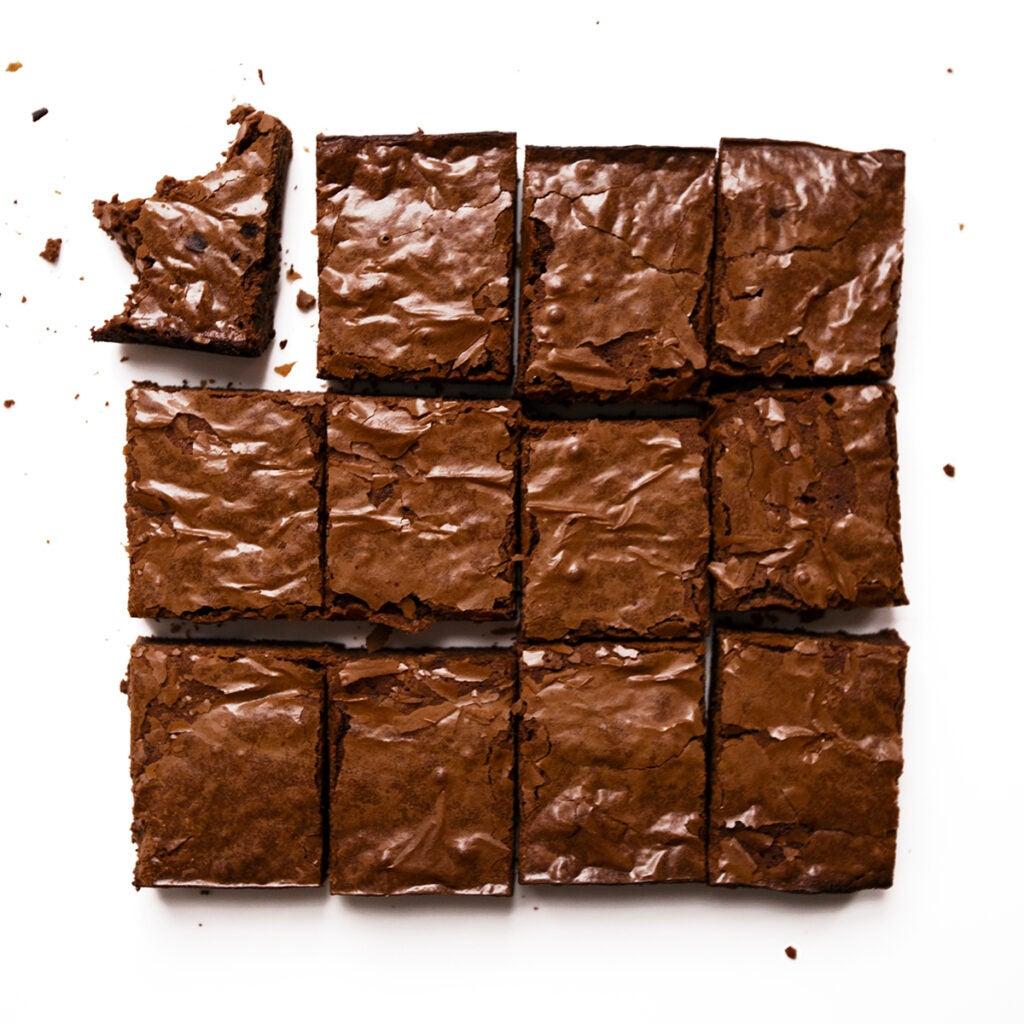 Nick's Supernatural Brownies