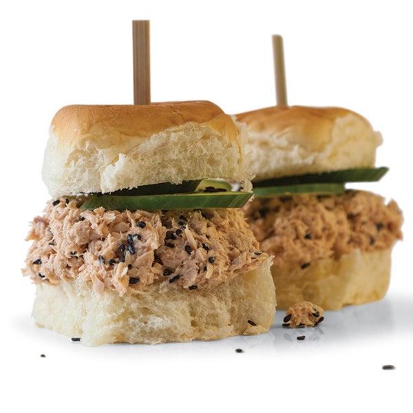 Sushi Bar Tuna Sandwich