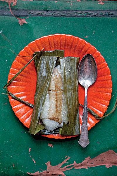 Banana-Coconut Packets