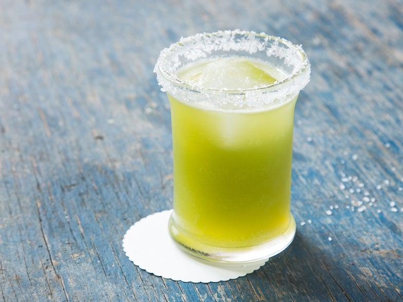 Green Variety Margarita