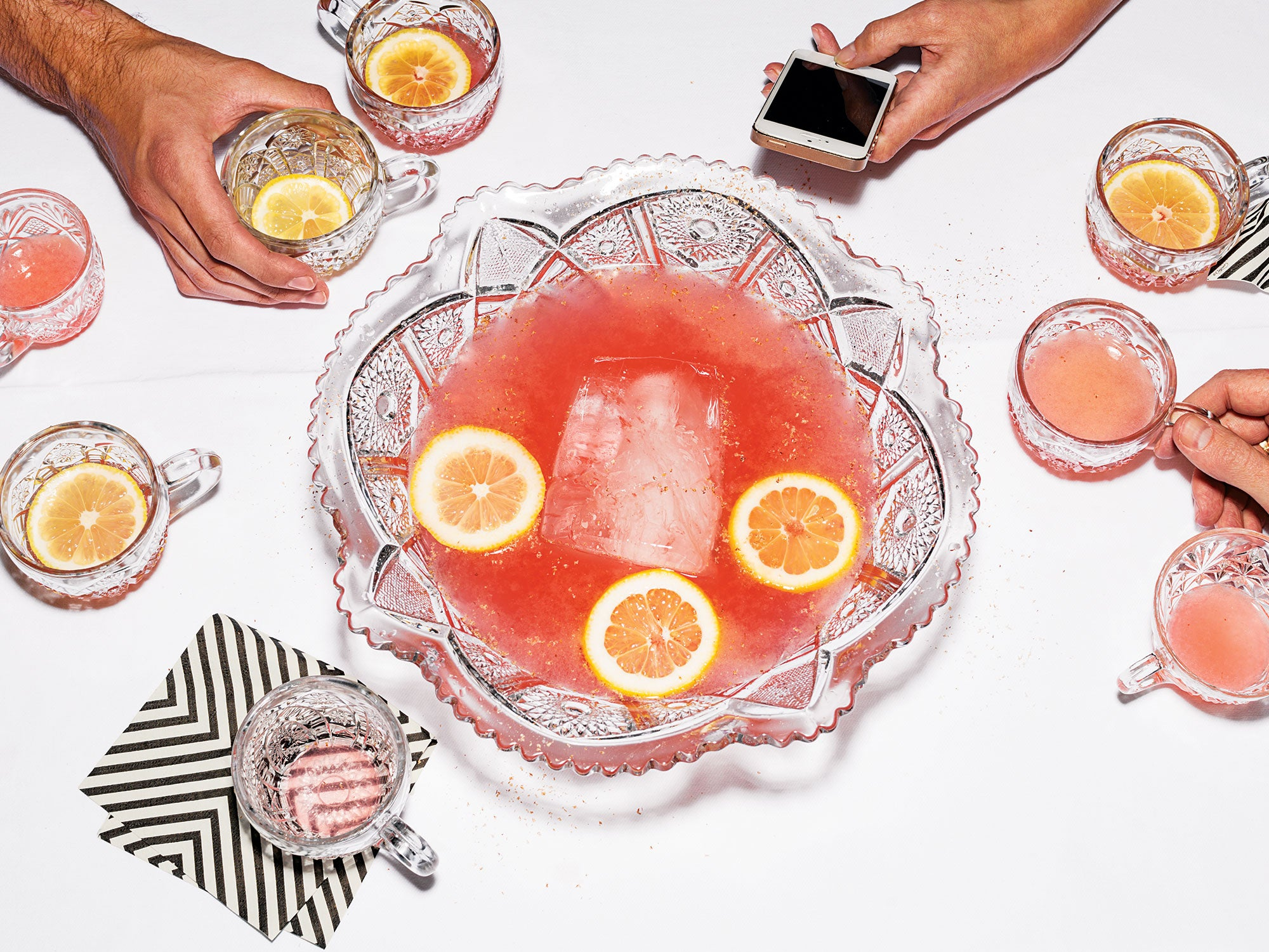18 Red and Pink Cocktails for Valentine's Day