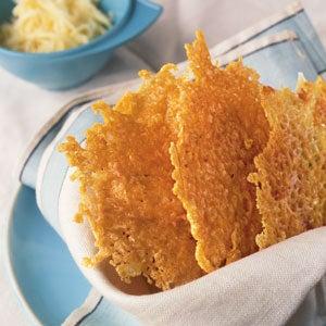Montasio Cheese Crisps