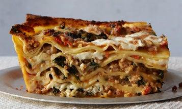 Go Make This Lasagna That Won't Put You to Sleep