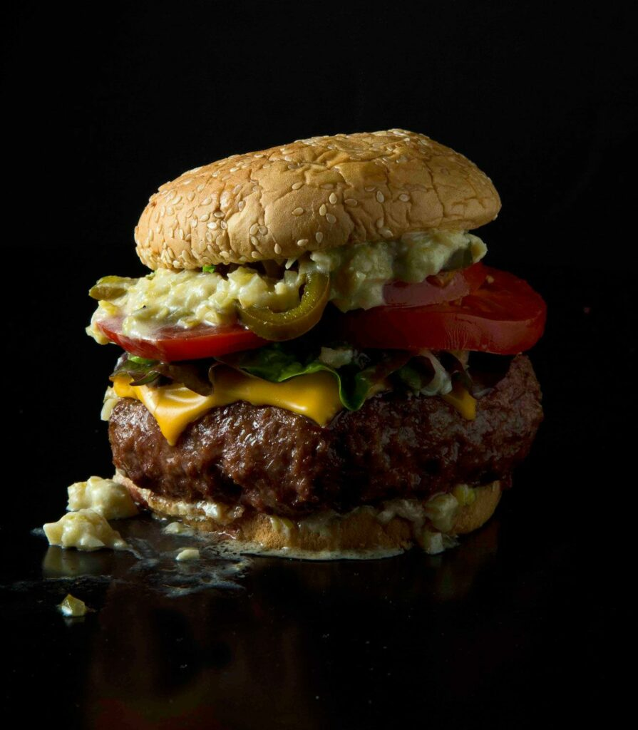 Ultimate Grilled Cheeseburger