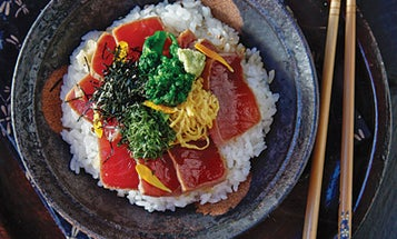 Japanese-Inspired Dishes