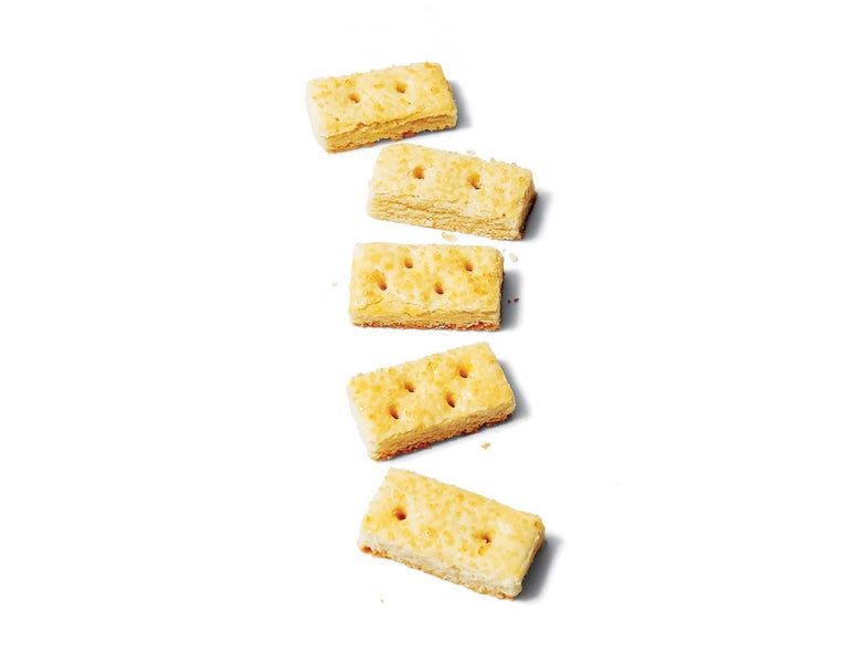 Duck-Fat Shortbread Cookies