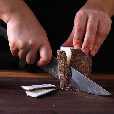 Cut to the Core: How To Prepare Cassava