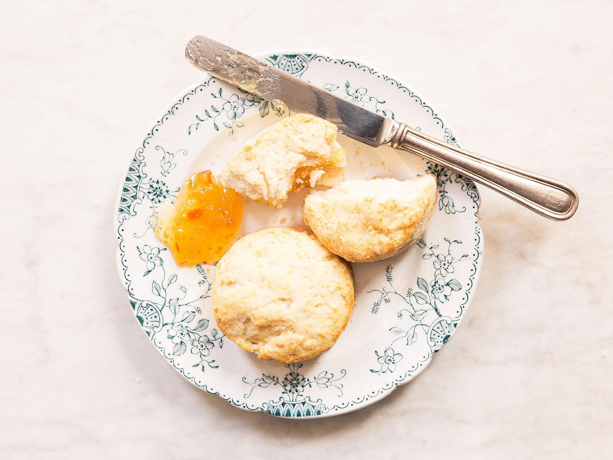 Ruth Reichl's Easy, 4-Ingredient Cream Biscuits
