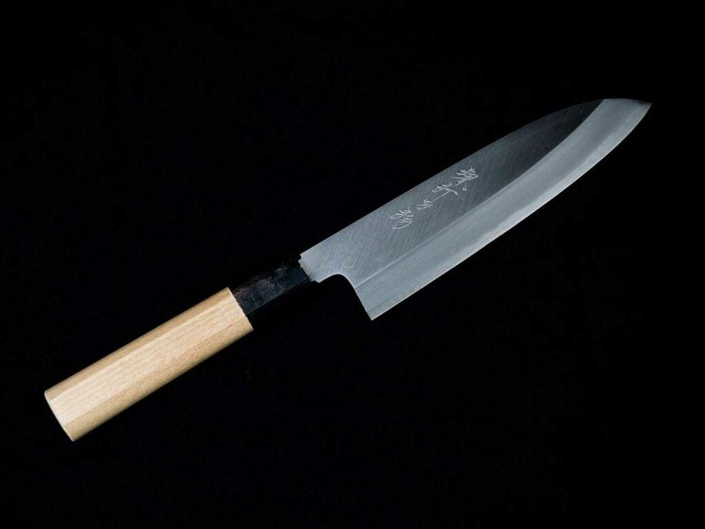 santoku-style knife