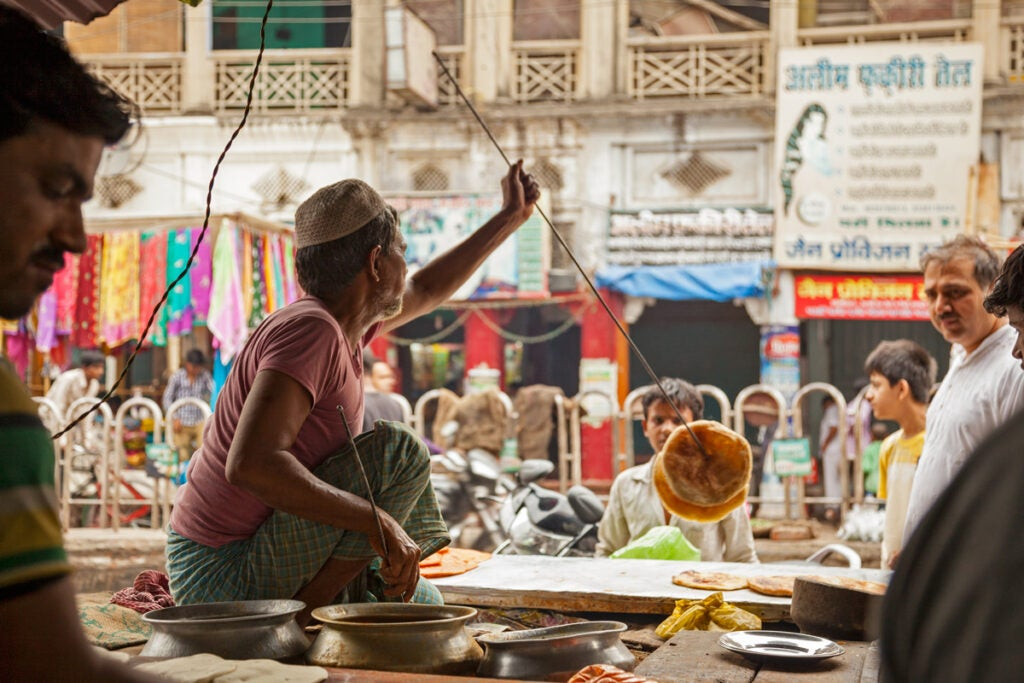 """""""north-india-lucknow-breakfast"""""""
