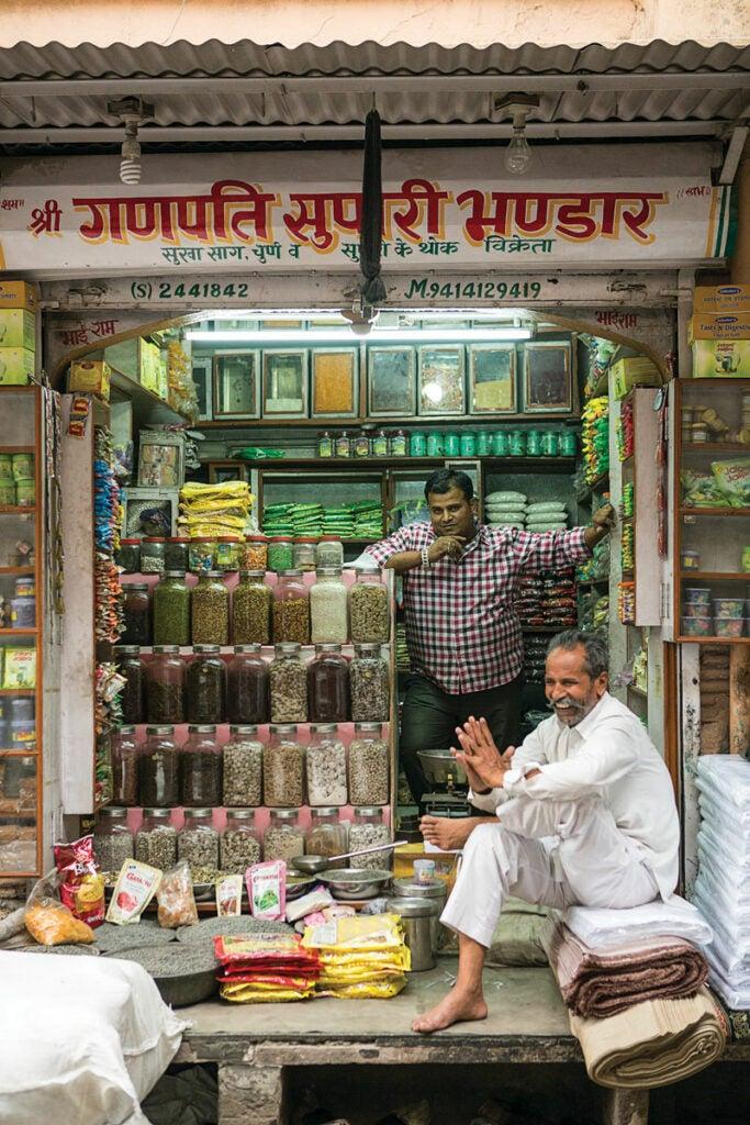 Where to shop in New Delhi