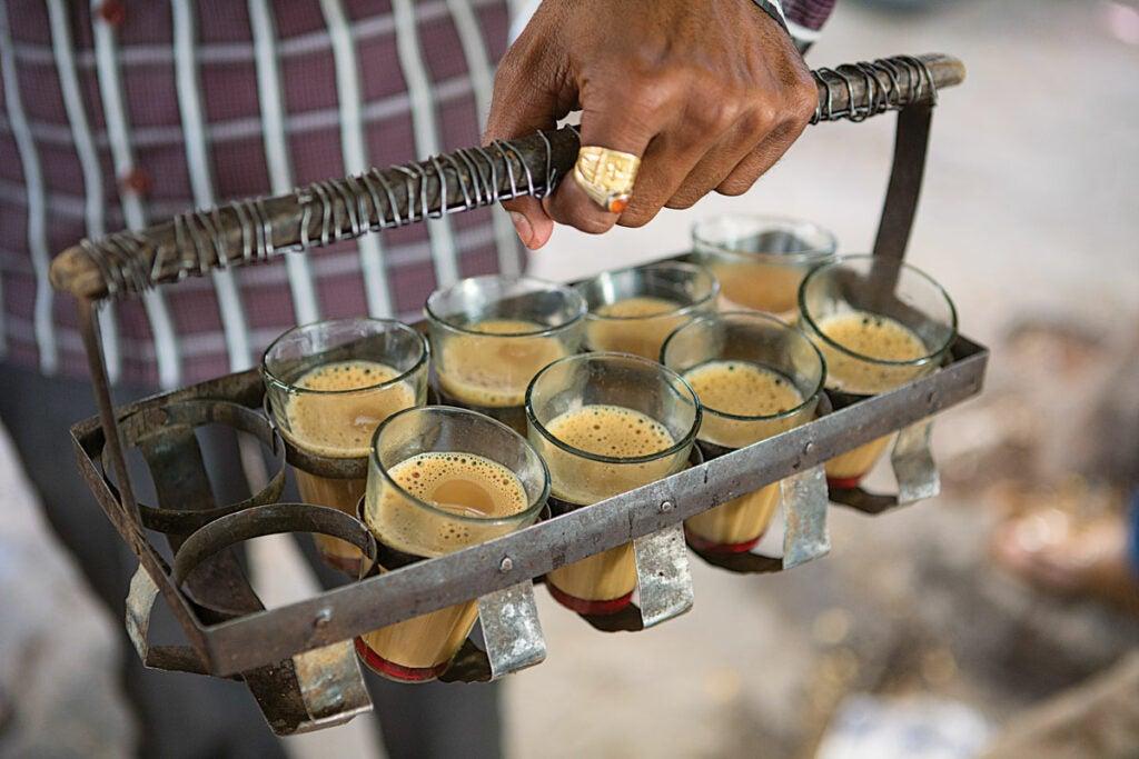 Calcutta tea