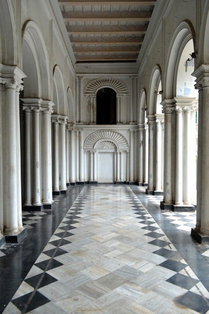 Tagore's House Calcutta