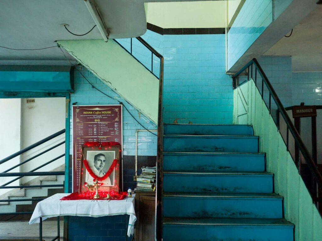 A shrine to AK Gopalan