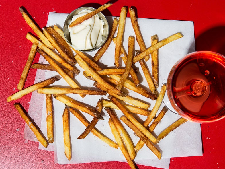 The World's Best French Fries
