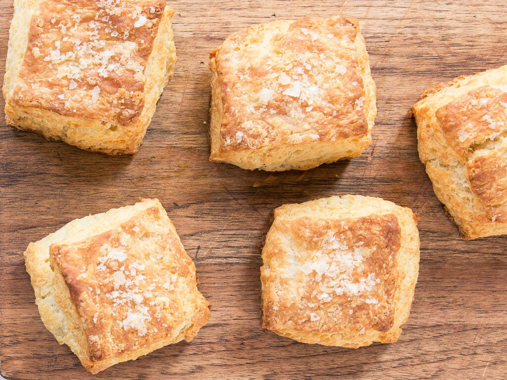 Nancy Silverton's Butter Biscuit recipe