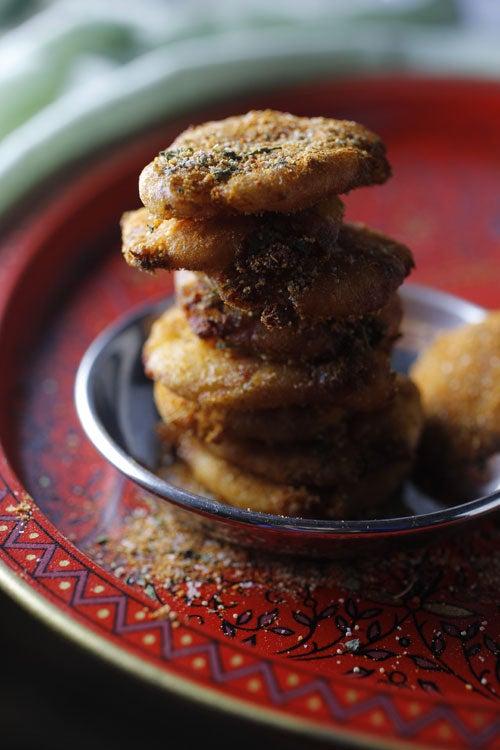 Tuk (Sindhi Twice-fried Potatoes)