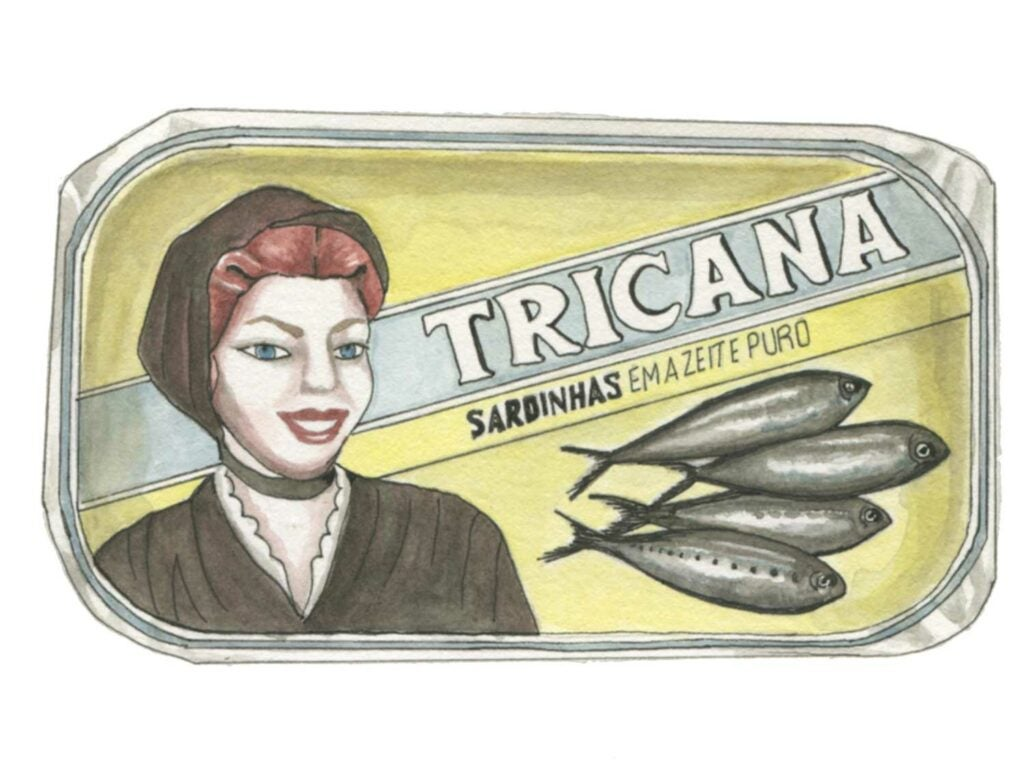 Tricana can
