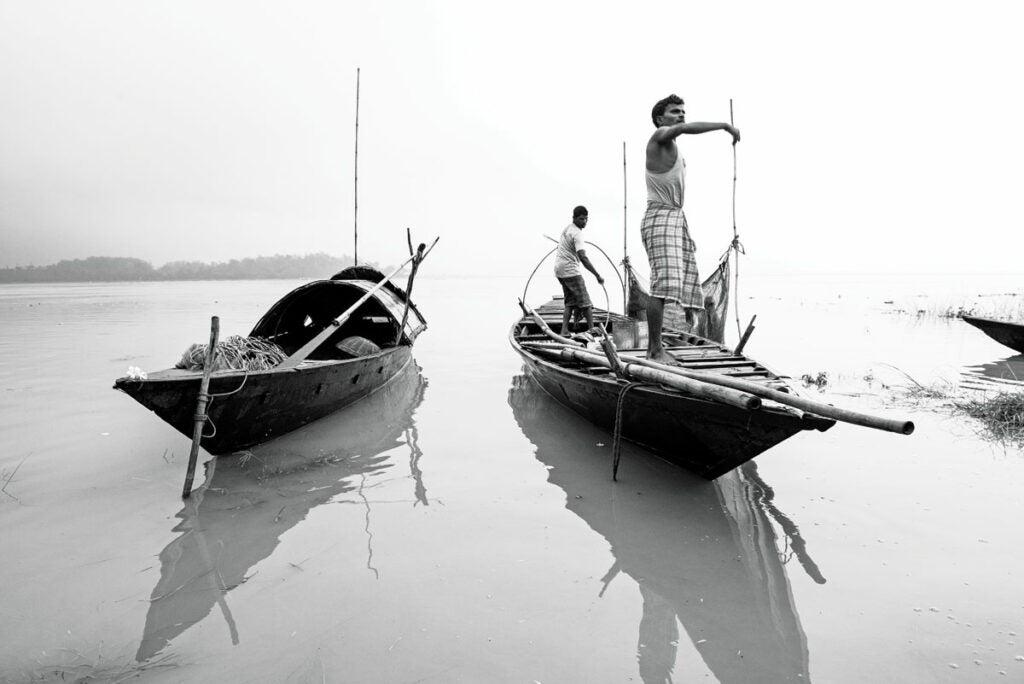 river in Guwahati India