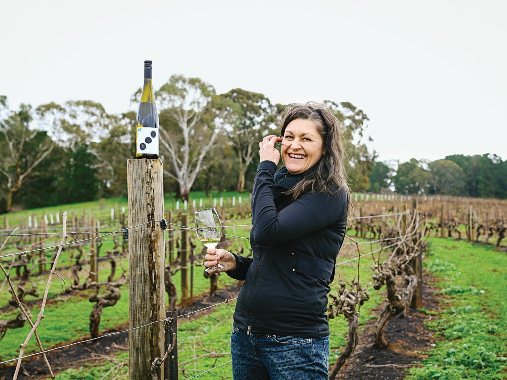 Kerri Thompson of Wines by KT – Clare Valley, Australia