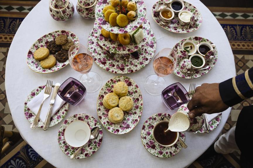 breakfast in Andra Pradesh India