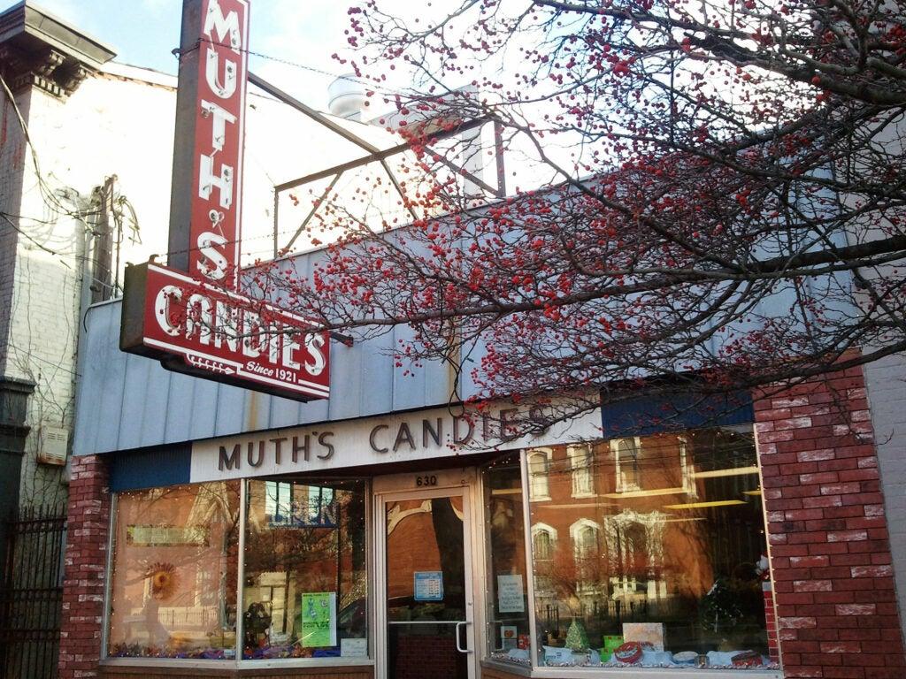 Muth's Candies