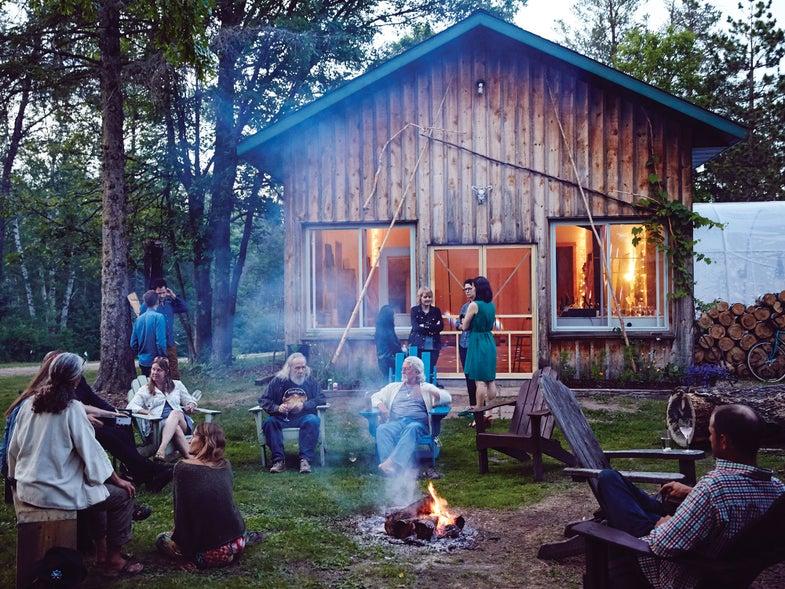 Minnesota, guests, fire