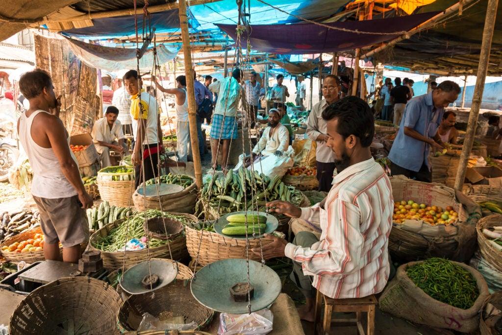 Guwahati Gorchuk Bazaar