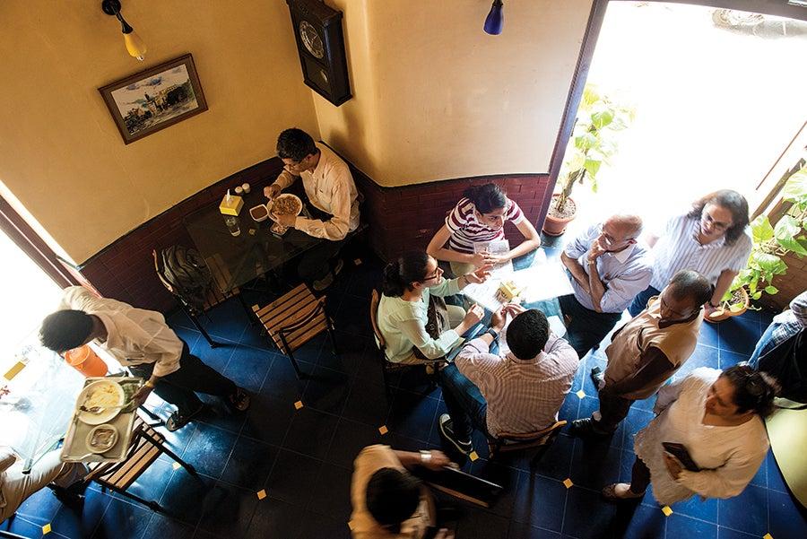restaurant in Mumbai