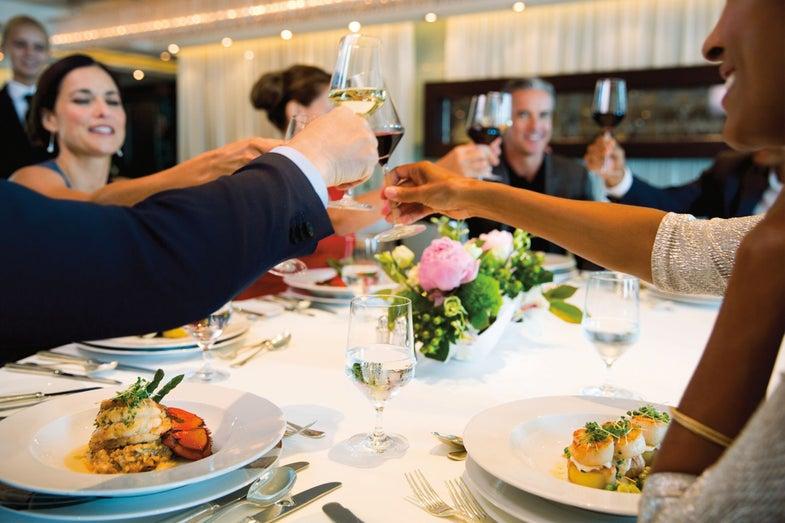 good taste awards, saveur, seabourn cruise line