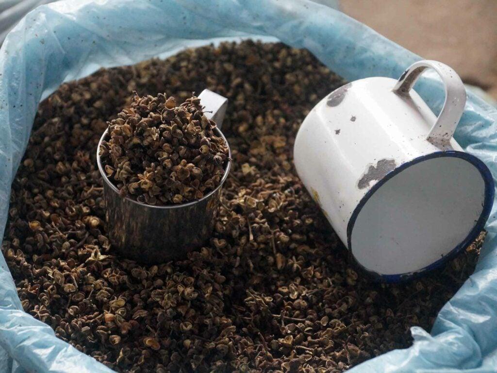 Nagaland Peppercorns