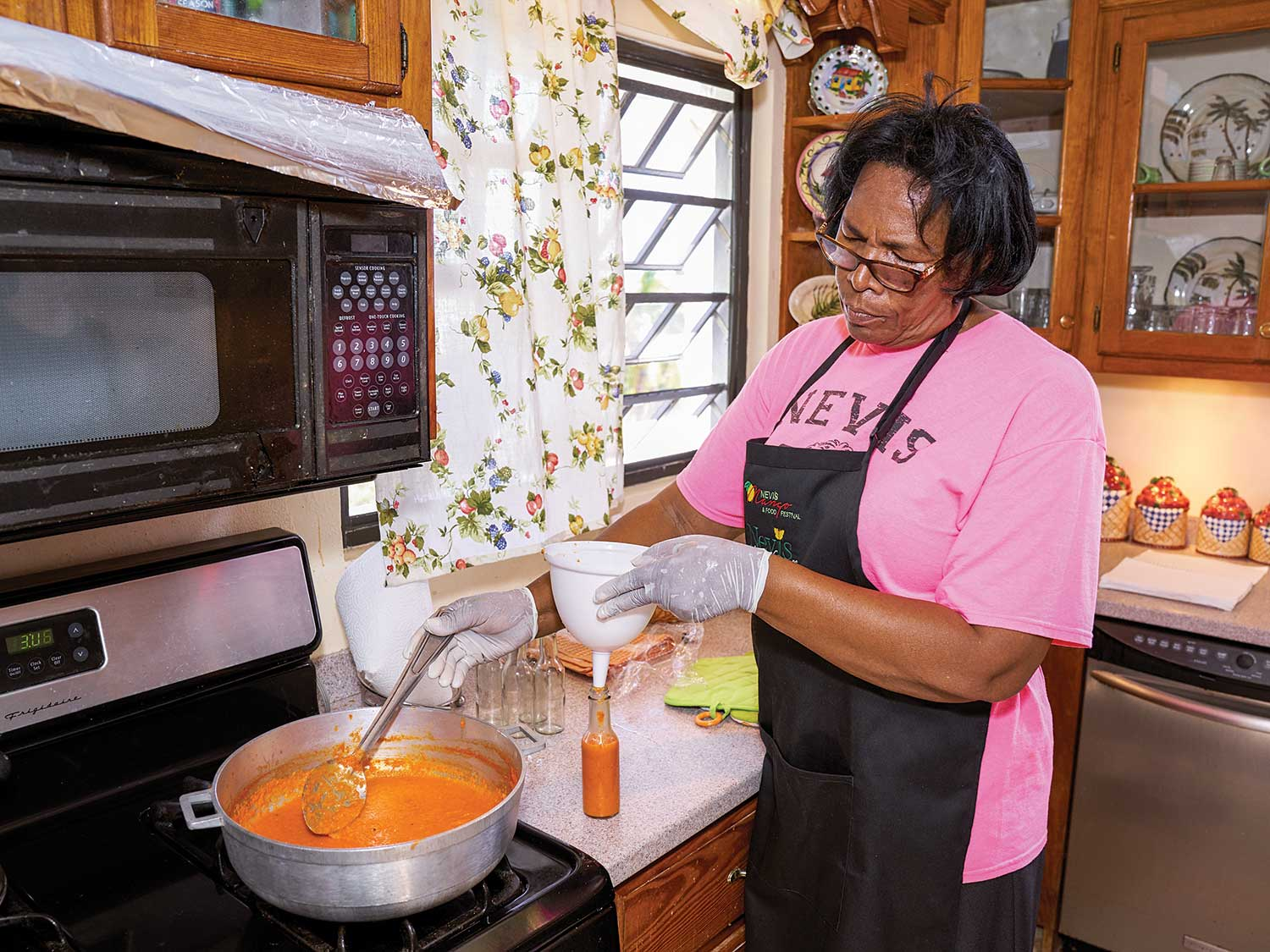 Our New Favorite Hot Sauces are Made in Home Kitchens on the Island of Nevis