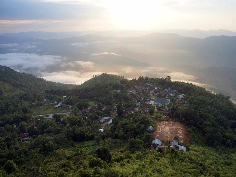 Nagaland Sunrise
