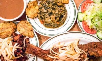 Seeking Lunch and Refuge at Manhattan's Last Haitian Café