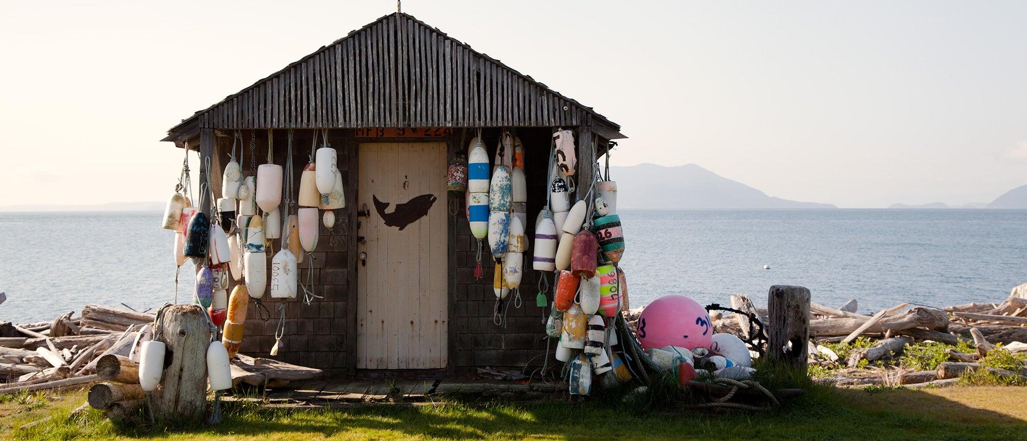 Lummi Island, Blaine Wetzel