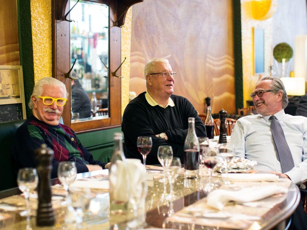 Lyonnaise chefs