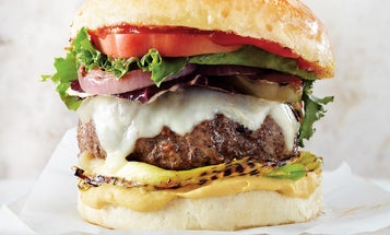 Four Ways to Cook the Perfect Burger, From Cast Iron to—Trust Us—Steamed