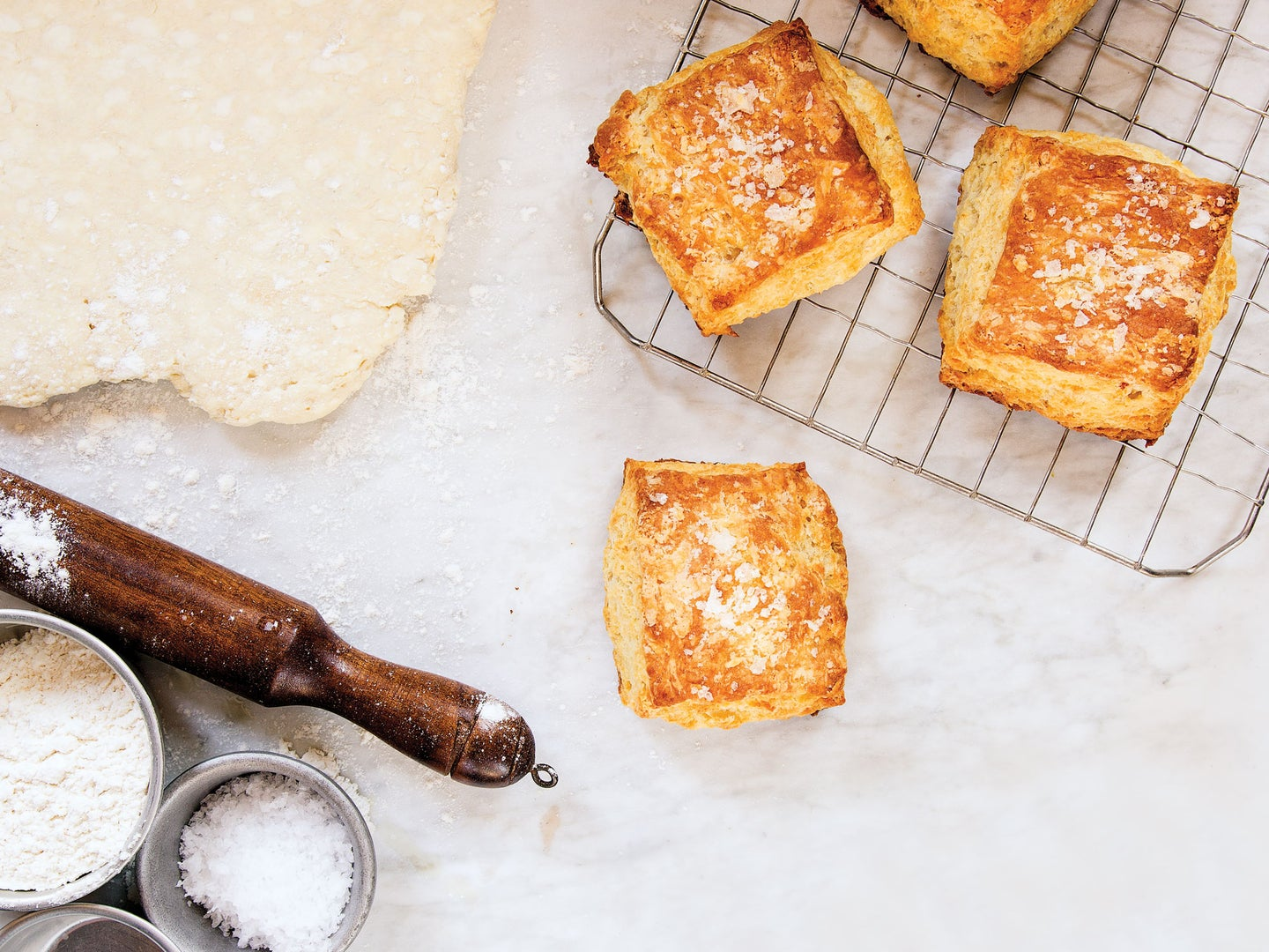 Nancy Silverton's Better Butter Biscuits