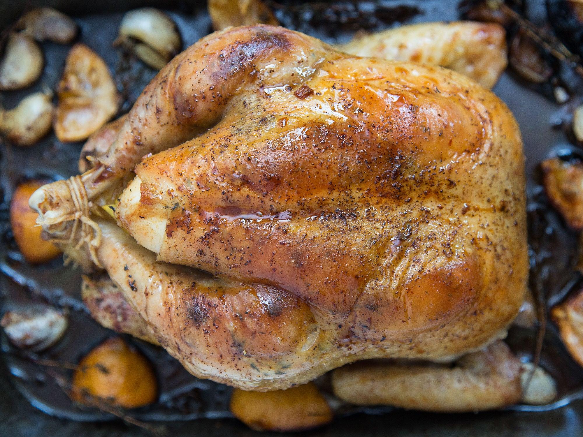 Amy Thielen's Improved Roast Chicken