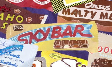The Best Regional American Candy Bars