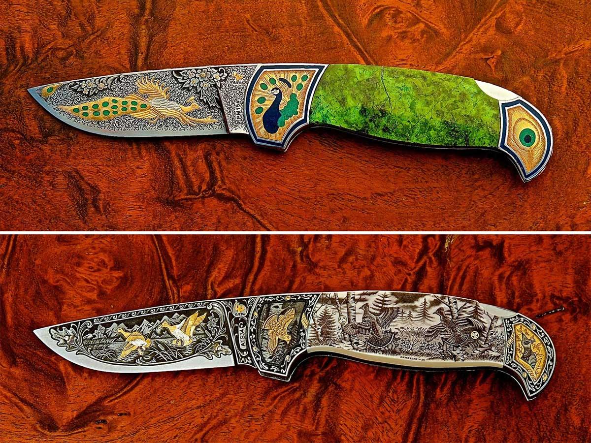 Cuchillos Ojeda knives